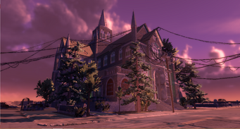 Saints Row Church in Saints Row IV