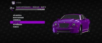 Infuego in Gang Customization in Saints Row The Third