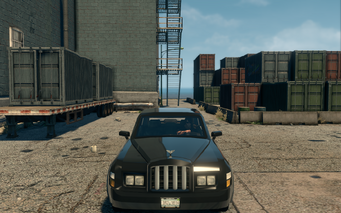 Justice - front in Saints Row The Third