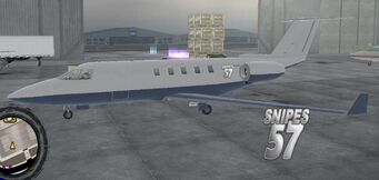 Snipes 57 - front left with logo in Saints Row 2