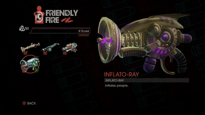 Weapon - Shotguns - Inflato-Ray - Main