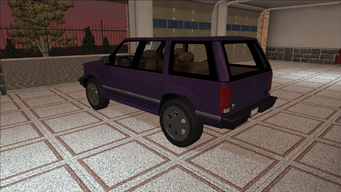 Saints Row variants - Nordberg - Gang 3SS lvl2 - rear left