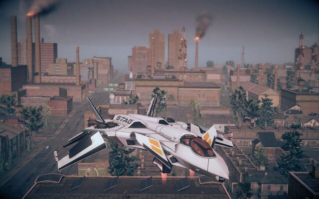 File:F-69 VTOL - front right in Saints Row IV.jpg