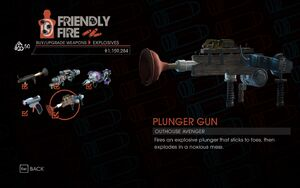 Weapon - Special - Plunger Gun - Main