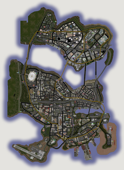 Saints Row precise tag map