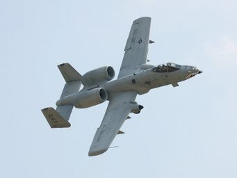AB Destroyer - Fairchild Republic A-10 Thunderbolt II