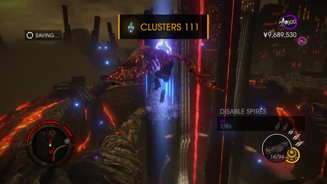 Gat out of Hell (Walkthrough video) 0441 Target - Spires 26 Total