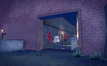 Stoughton in Saints Row 2 - Brotherhood hideout