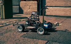 Shayne's Barstool Racer