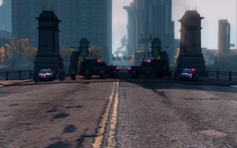 SRTT Roadblock - Police level 3 - large