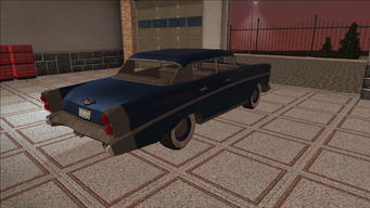 Saints Row variants - Hollywood - HooptieBlue2 - rear right