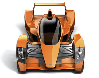 Elite - Caparo T1 in real life