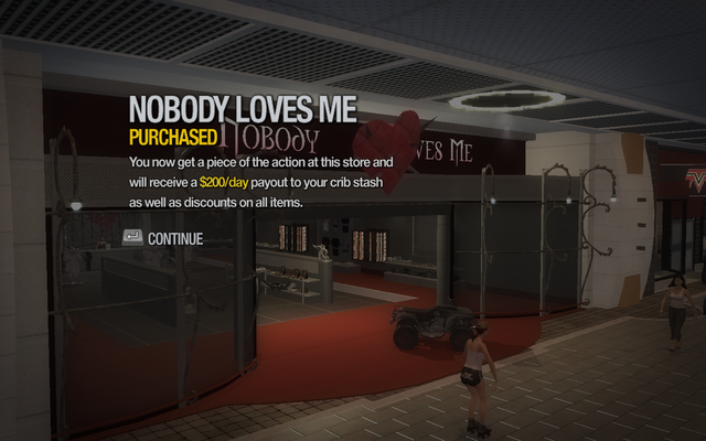 File:Nobody Loves Me purchased in Saints Row 2.png