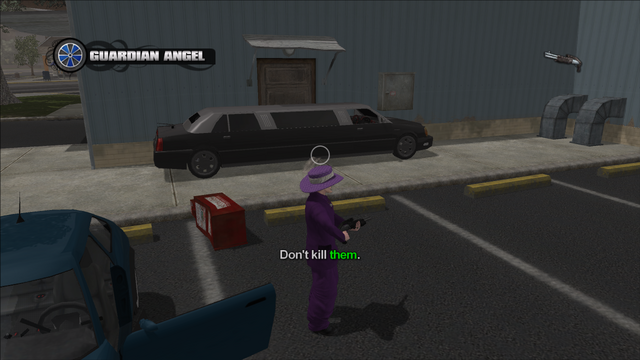 File:Guardian Angel - vehicle parked in front of the door used in cutscene.png