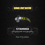 Saints Row unlockable - Abilities - Stamina - Infinite