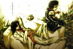 Kenren Tenpou Gaiden Manga 003