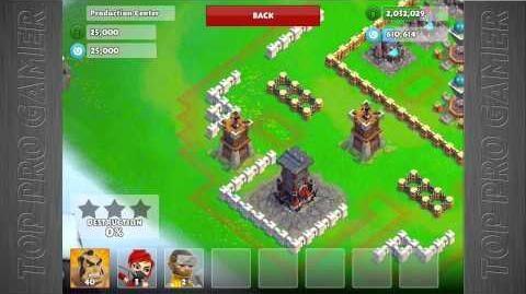 Samurai Siege Campaign Playthrough - Production Center