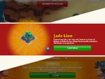 Jade lion unlock