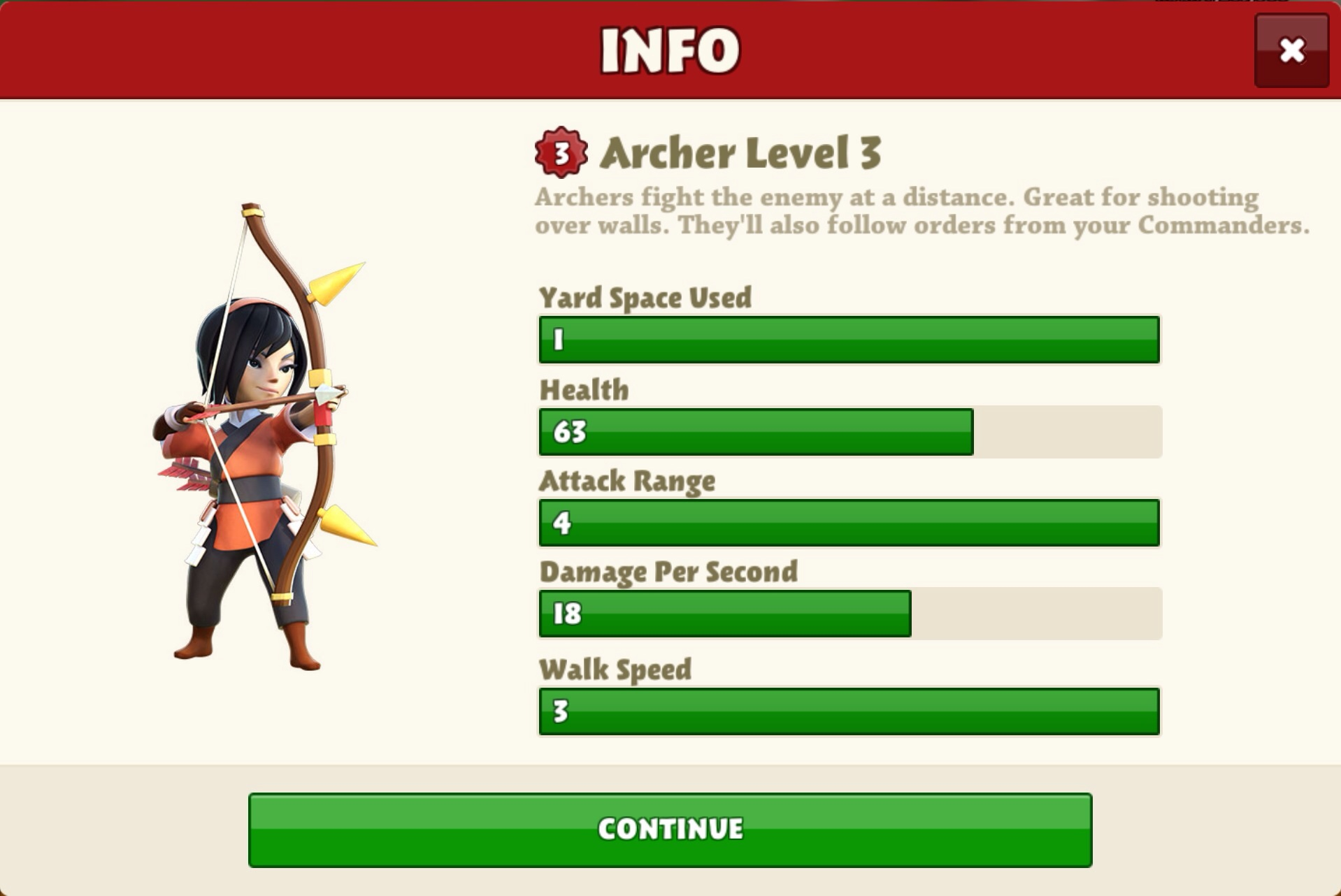 Clash of clans - barbarian level 7 & Archer level 7 upgrades ...