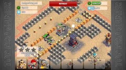 Samurai Siege Campaign Playthrough - Backyard Support