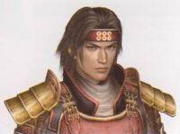 Yukimura Sanada (angry)