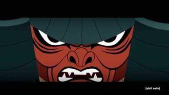 Samurai Jack Season 5 with Genndy Tartakovsky's commentary