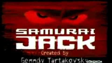 Samurai Jack intro