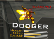 Dodger Weakspot