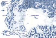 Alagaesia map