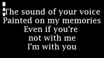 Linkin Park -With You Reanimation Remix Lyrics
