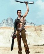 Bruce campbell evil dead