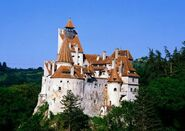 Castle Bran, Dracula