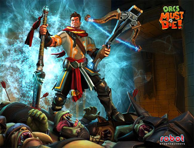 orcs must die  completo