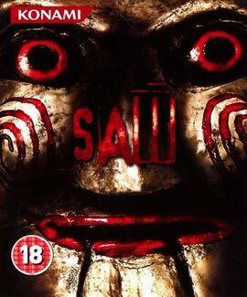 Saw Game Box Art