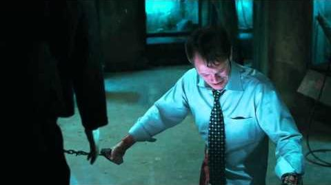 Saw VI (HD) - William's test - The Hanging Trap AKA The Decision Lines