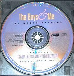 Boys and Me Radio