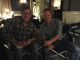 Mark Wilding and Tom Verica