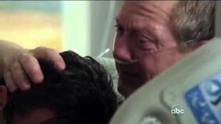 Scandal 2x22 White Hat's Back On Season 2 Finale James & Cyrus Emotional Scene In The Hospital HD