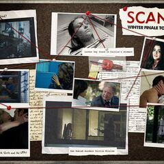 How deep does this conspiracy go and why is Olivia wrapped up in it? Check out the Wall of Evidence and tune into the Winter Finale