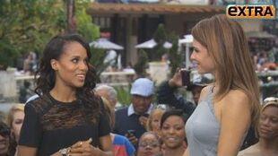 Kerry Washington Dishes on 'Scandal' Season Finale