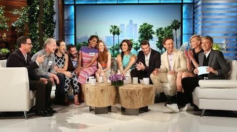 'Scandal' Cast Gets a Challenge