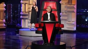Ellen Presents 'The Voice'