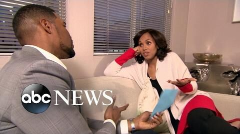 Kerry Washington Interview on New Season of 'Scandal'