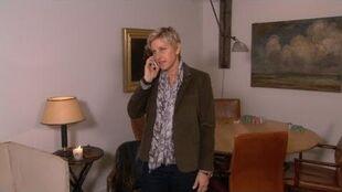 Ellen Gets 'Scandal'ized