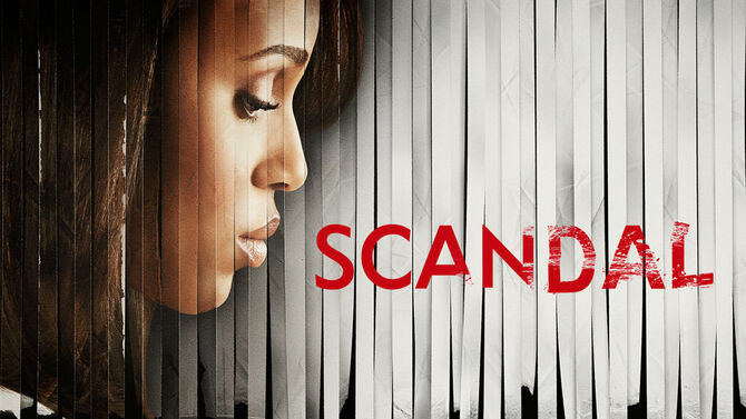 Scandal Season 3 - Sky Living UK