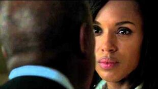 Scandal- Against me you will lose - olivia and papa pope
