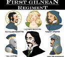 First Gilnean Regiment