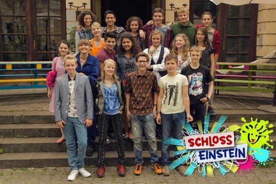 Schloss Einstein Besetzung