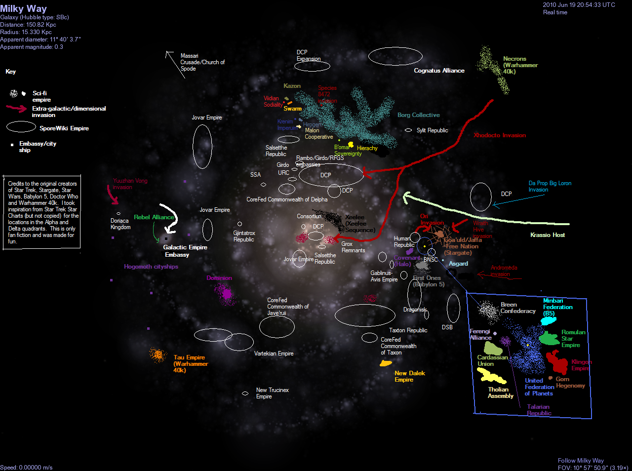 Detailed Milky Way Galaxy Map Pics About Space