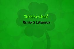 Scooby-Doo! Return of Leprechaun